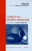 Cover-Bild zu Allografts, An Issue of Clinics in Sports Medicine von Johnson, Darren L.