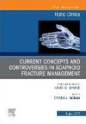 Cover-Bild zu Current Concepts and Controversies in Scaphoid Fracture Management, an Issue of Hand Clinics von Moran, Steven L.