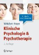 Cover-Bild zu Klinische Psychologie & Psychotherapie (Lehrbuch mit Online-Materialien) von Wittchen, Hans-Ulrich (Hrsg.)