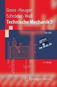 Cover-Bild zu Technische Mechanik 3 von Gross, Dietmar