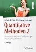 Cover-Bild zu Quantitative Methoden 2 von Rasch, Björn