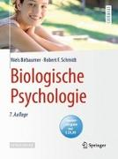 Cover-Bild zu Biologische Psychologie von Birbaumer, Niels