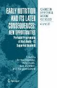 Cover-Bild zu Early Nutrition and its Later Consequences: New Opportunities (eBook) von Koletzko, Berthold (Hrsg.)