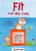 Cover-Bild zu Fit mit der Eule. Grammatik. 3. Schuljahr Kopiervorlagen von Rehm, Angelika