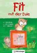 Cover-Bild zu Fit mit der Eule Grammatik. 4. Schuljahr. Kopiervorlagen von Rehm, Angelika
