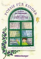 Cover-Bild zu Poesie für Kinder. 3./4. Schuljahr. Gedichte und Sprachspiele von Rehm, Angelika