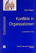 Cover-Bild zu Konflikte in Organisationen von Regnet, Erika