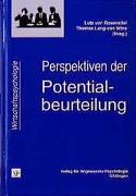 Cover-Bild zu Perspektiven der Potentialbeurteilung von Rosenstiel, Lutz von (Hrsg.)