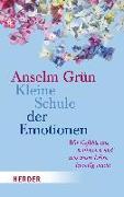 Cover-Bild zu Kleine Schule der Emotionen von Grün, Anselm