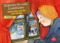 Cover-Bild zu Babuschka und die drei Könige von Lefin, Petra (Illustr.)