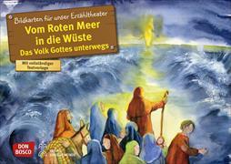 Cover-Bild zu Vom Roten Meer in die Wüste von Nommensen, Klaus-Uwe