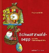 Cover-Bild zu Bánk, Zsuzsa: Schwarzwaldsepp (eBook)