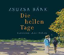 Cover-Bild zu Bánk, Zsuzsa: Die hellen Tage (Audio Download)