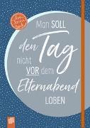 """Cover-Bild zu Das Notizbuch für Lehrerinnen und Lehrer, A5, """"live - love - teach"""" - Edition Nachtblau"""