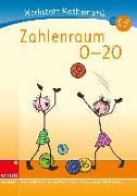 Cover-Bild zu Werkstatt Mathematik - Zahlenraum 0-20 von Kuratli Geeler, Susi
