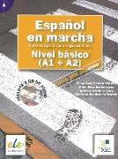 Cover-Bild zu Español en marcha - Nivel básico. Kursbuch mit 2 Audio-CDs von Castro Viúdez, Francisca