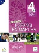 Cover-Bild zu Nuevo Español en marcha 04. Kursbuch mit Audio-CD von Castro Viúdez, Francisca