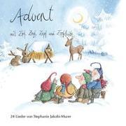 Cover-Bild zu Durch das Jahr mit Zipf, Zapf, Zepf und Zipfelwitz von Jakobi-Murer, Stephanie