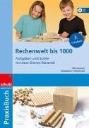 Cover-Bild zu Mathematik 3. Schuljahr. Rechenwelt bis 1000. Aufgaben und Spiele