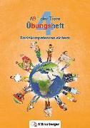Cover-Bild zu ABC der Tiere 3 - Übungsheft von Mrowka-Nienstedt, Kerstin