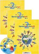 Cover-Bild zu ABC der Tiere 2 - Spracharbeitsheft · Neubearbeitung von Handt, Rosmarie