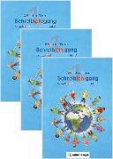 Cover-Bild zu ABC der Tiere 1 - Schreiblehrgang Grundschrift, Teil A, B und C · Neubearbeitung von Kuhn, Klaus (Hrsg.)