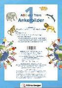 Cover-Bild zu ABC der Tiere 1 - Ankerbilder · Neubearbeitung von Kuhn, Klaus