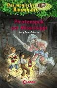 Cover-Bild zu Das magische Baumhaus 40 - Piratenspuk am Mississippi