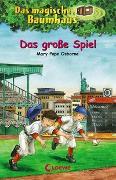 Cover-Bild zu Das magische Baumhaus 54 - Das große Spiel