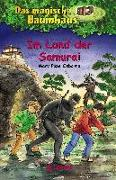 Cover-Bild zu Das magische Baumhaus 5 - Im Land der Samurai