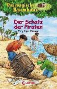 Cover-Bild zu Das magische Baumhaus 4 - Der Schatz der Piraten