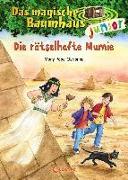 Cover-Bild zu Das magische Baumhaus junior 3 - Die rätselhafte Mumie