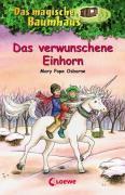 Cover-Bild zu Das magische Baumhaus 34 - Das verwunschene Einhorn