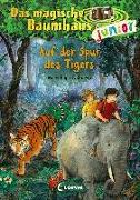 Cover-Bild zu Das magische Baumhaus junior 17 - Auf der Spur des Tigers