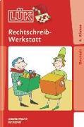 Cover-Bild zu LÜK. Rechtschreibwerkstatt 4. Klasse