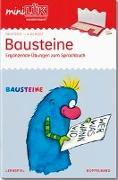 Cover-Bild zu miniLÜK. 4. Klasse - Deutsch: Bausteine - Übungen angelehnt an das Lehrwerk (Doppelband) von Gwiasda, Antonia