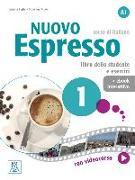 Cover-Bild zu Nuovo Espresso 1 - einsprachige Ausgabe. Buch mit Code von Ziglio, Luciana