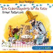 Cover-Bild zu Eine Geburtstagstorte für die Katze / Armer Pettersson (Audio Download) von Nordqvist, Sven