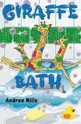 Cover-Bild zu Giraffe Bath von Mills, Andrea
