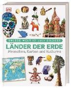 Cover-Bild zu Unsere Welt in 1000 Bildern. Länder der Erde von Mills, Andrea