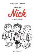 Cover-Bild zu Der kleine Nick und die Schule von Goscinny, René