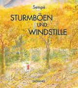 Cover-Bild zu Sturmböen und Windstille von Sempé, Jean-Jacques