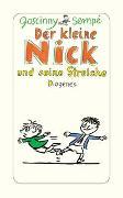 Cover-Bild zu Der kleine Nick und seine Streiche von Goscinny, René