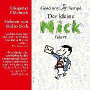 Cover-Bild zu Der kleine Nick feiert (Audio Download) von Goscinny, René