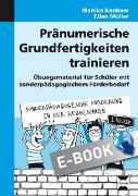 Cover-Bild zu Pränumerische Grundfertigkeiten trainieren (eBook) von Konkow, Monika