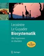 Cover-Bild zu Biosystematik (eBook) von Lecointre, Guillaume