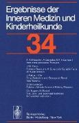 Cover-Bild zu Ergebnisse der Inneren Medizin und Kinderheilkunde von Frick, P.