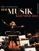 Cover-Bild zu Der Musik Kalender 2022