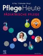 Cover-Bild zu Pflege Heute - Pädiatrische Pflege von Fley, Gabriele (Hrsg.)