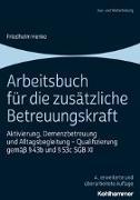 Cover-Bild zu Arbeitsbuch für die zusätzliche Betreuungskraft von Henke, Friedhelm
